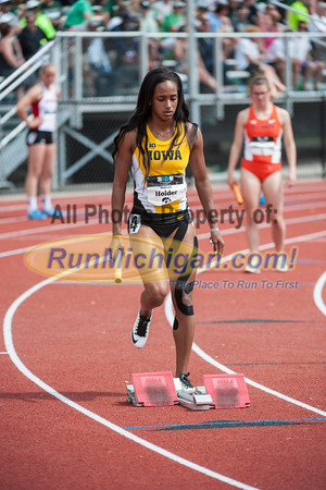 BIG10 4x400 Relay Women Final - 2015 Big Ten Outdoor