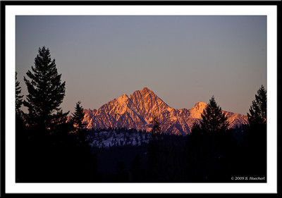 Kootenay Sunset