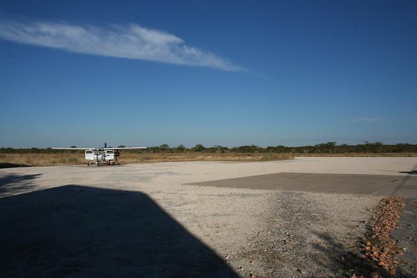 Travel, Africa 2009