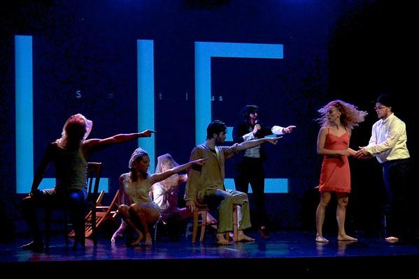 """Anaïs"" at the Miles Playhouse - Santa Monica"