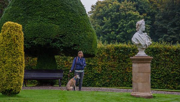 Drummond Castle Gardens - 10/10/2015
