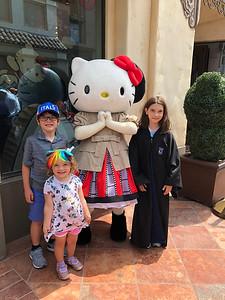LA & Universal Studios