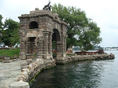 Boldt Castle 1000 Islands NY
