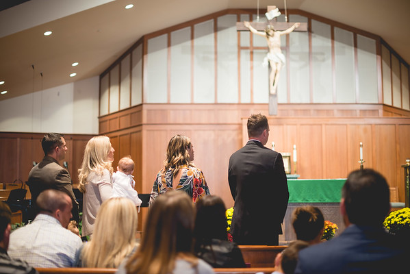 Maisyn Baptism
