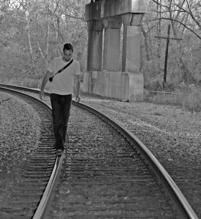 By the Railroad