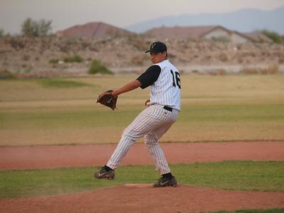 Baseball Verrado Freshman vs Perry 3/5/2009