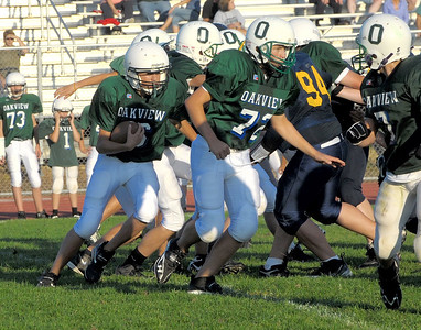 Oakview 8th Grade Football