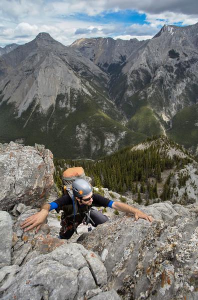 On Belay - Rock Climbs around the Rockies