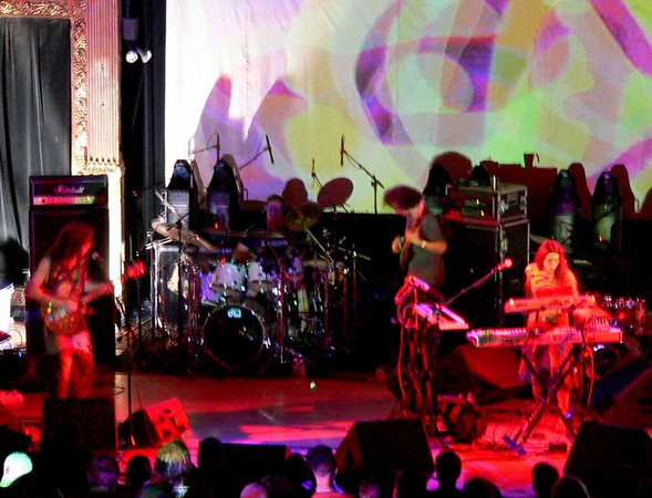 Ozric Tentacles:  7-6-06  Ogden Theater