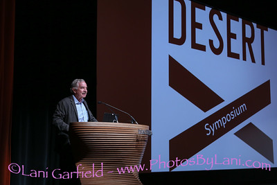 Desert X Symposium and A & D Ctr Opening 3/11/17