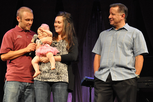 Child Dedications 2012