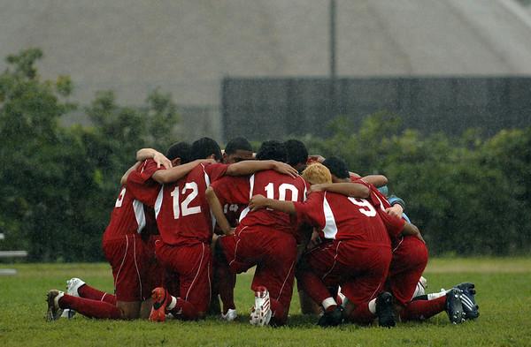 2008-09-12 Valley Stream South HS Boys Soccer vs Roosevelt HS,