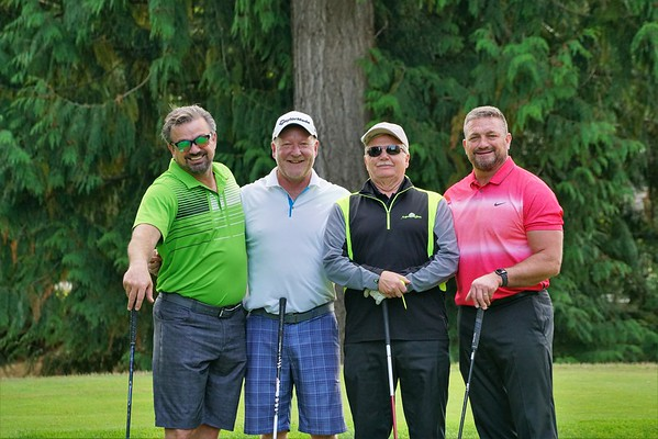2017 King's Booster Club Golf Tournament
