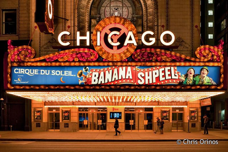 San Francisco | USA The self-named theatre