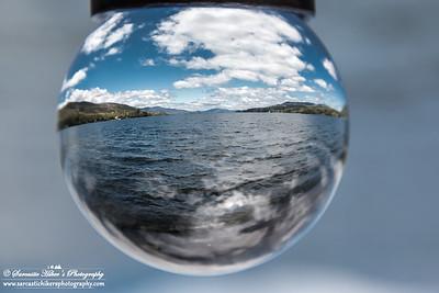 It's A Water Globe