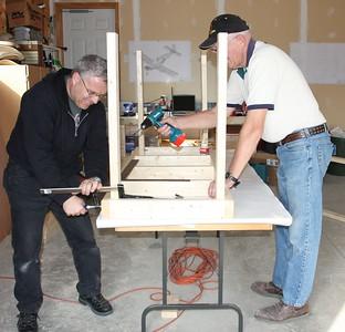 Workshop and set-up