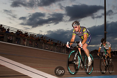 Thursday Night Lights Track Bike Racing at NSC Velodrome 7-26-12