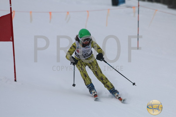MJSL Girls Giant Slalom