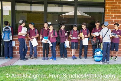 Hebrew Academy 1st Day of School