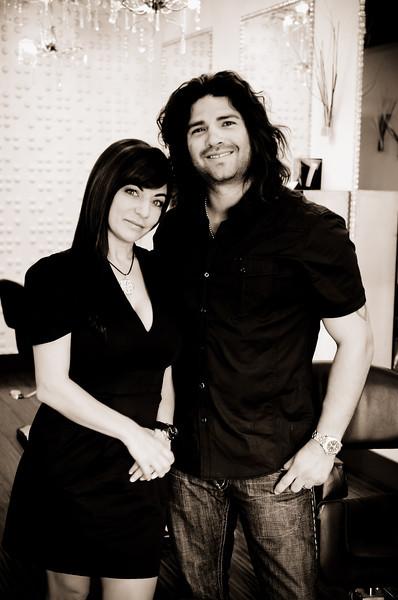 Chad and Marietta