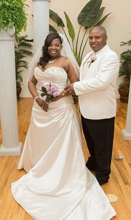 Mr & Mrs David Taylor Wedding