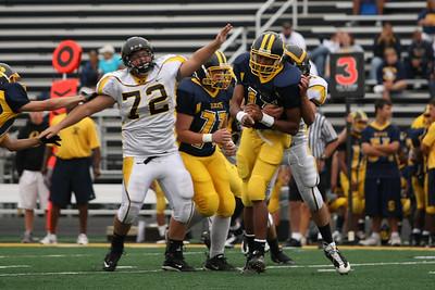 2008-09-27 JV vs Springfield