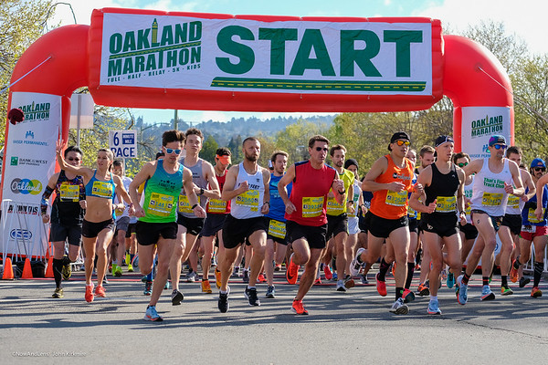 Oakland Running Festival at LM 2018