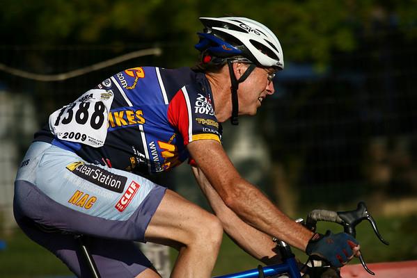 racing August 27, 2009