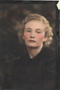 Violet Niemi Marttila