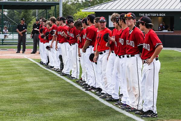 LHPS Varsity Baseball 4-26-2013