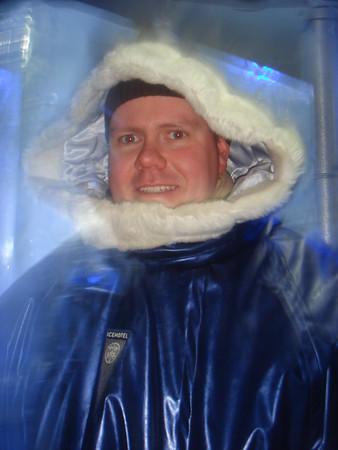 Absolut Icebar - London (United Kingdom) January 2008