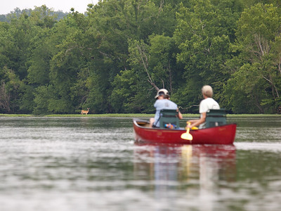 French Broad float trip