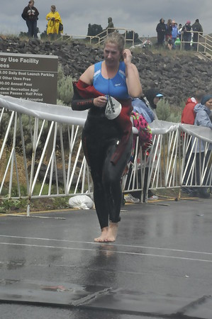2012 Boise Ironman Swim Shots