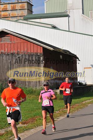 Half Marathon at 6.5 Miles, Gallery 2 - 2012 Romeo to Richmond Race