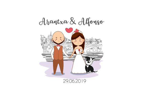 Arantxa & Alfonso - 29 junio 2019
