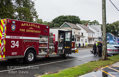 09/02/2017, MVC, Millville City, Cumberland County NJ, iao 406 N. Sharp St.