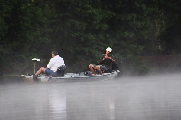 7/25/09 Across the Creek Pond