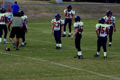 Reese JPII Football