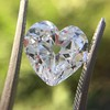 3.47ct Antique Heart Shaped Diamond GIA F SI2 6