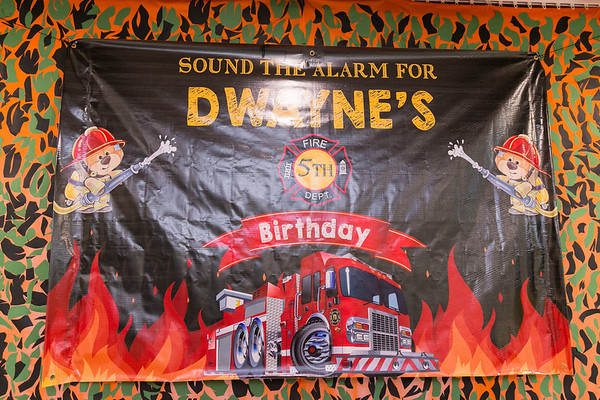 180722 Dwayne's Birthday