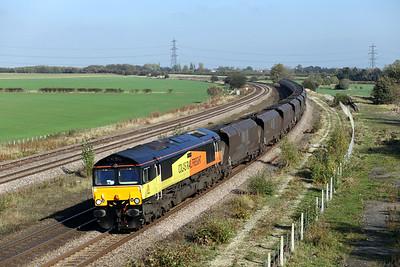 Class 66/8 & Class 66/9