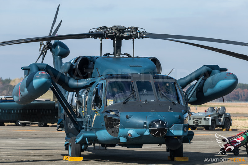 JASDF / Sikorsky UH-60J Blackhawk / 48-4579