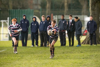 Solihull v Newcastle-under-Lyme High Res
