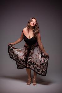 Caricia's Glamour/Boudoir Photo Shoot