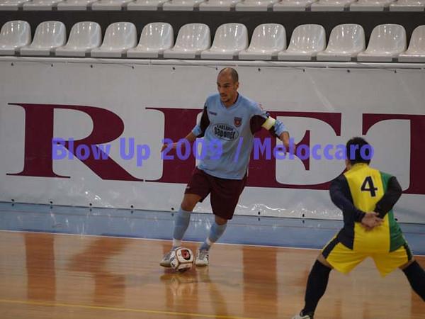 Calcio a 5: Real Rieti - 1
