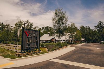 V Pizza Julep - Palm Valley