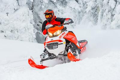 2020 Ski-doo Backcountry X-RS 850 E-TEC