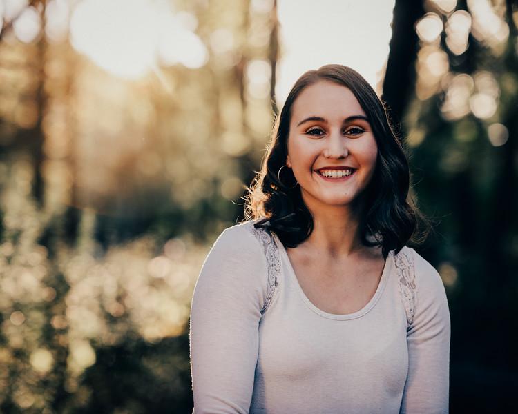Claire Senior Portraits