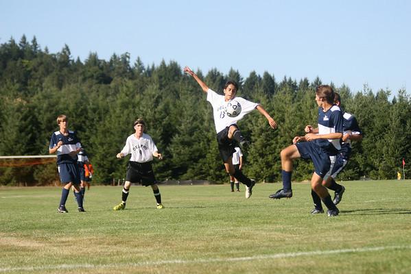 Varsity Soccer 2008
