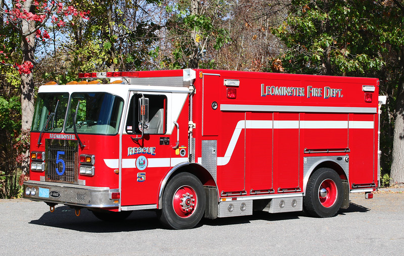 Rescue 5   1999 Spartan / E-One